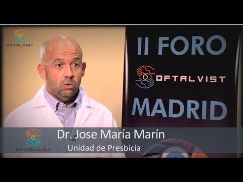 Imagen de Dr. Jose María Marín, Oftalvist - Presbicia