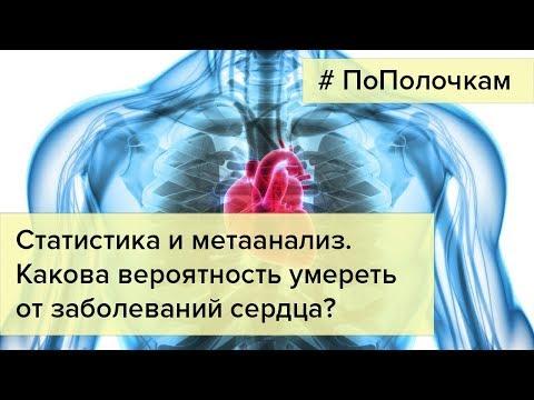 В России возросла смертность от инфарктов - МедНовости