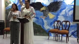 Presentación de Valentina y Piedad Ararat