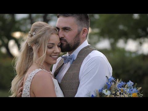 Eden Barn Wedding Video - Tilly & Shane