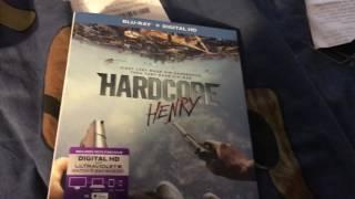 Blu Ray Haul/Update For July 26th 2016 Hardcore Henry,The Boss, Crimina   GAMER INSTINCT