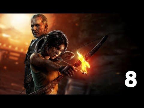 Прохождение Tomb Raider — Часть 8: Сигнал бедствия