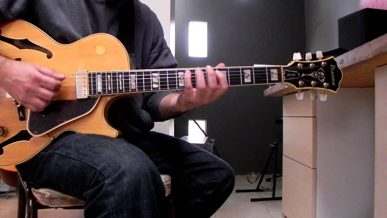 george benson solo stella by starlight youtube