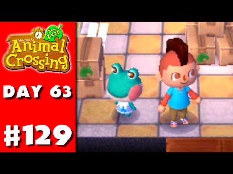 Animal Crossing: New Leaf - Part 129 - Lily (Nintendo 3DS Gameplay Walkthrough Day 63)