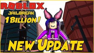 ROBLOX JAILBREAK NEW UPDATE !!! SUV, New Rims and much more! COME JOIN THE FUN !!!