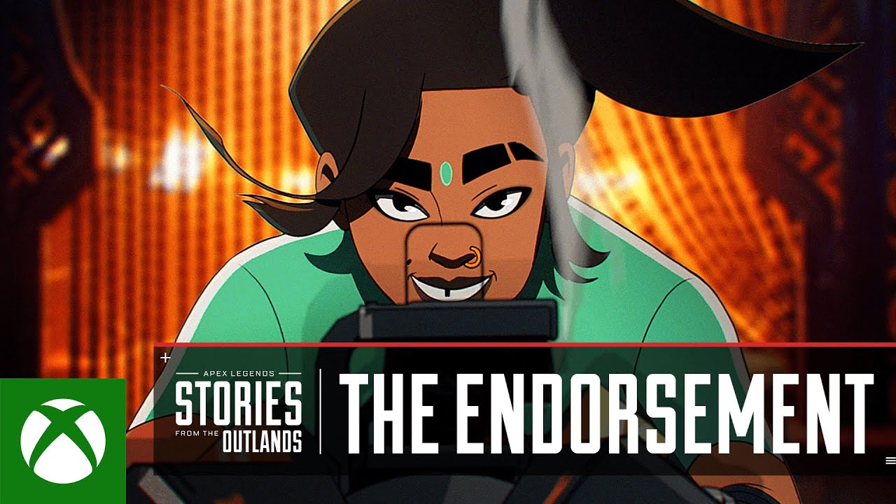 """Apex Legends   Stories from the Outlands – """"The Endorsement"""""""