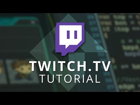 GameMaker - Building a Twitch.tv game or overlay