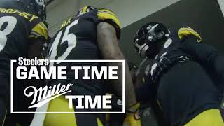 Steelers sights and sounds vs ravens
