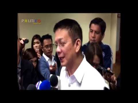 Kailangang ma-repeal ang bank secrecy law - Chiz