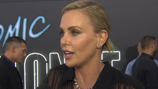 Charlize Theron Clarifies Comments Made at Comic-Con About Starring In a