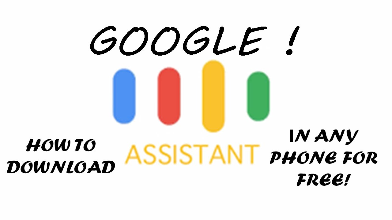 How To Download Google Assistant In Any Android Phone Youtube