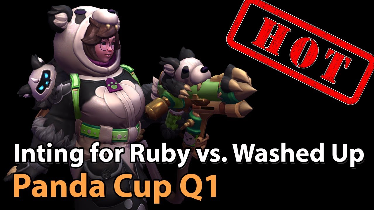 ► Washed Up vs. Inting for Ruby - Panda Cup Q1 - Heroes of the Storm Esports