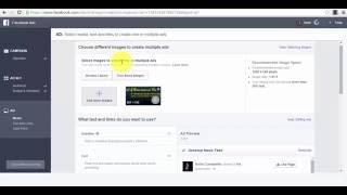 So erstellen Sie die Ad-Kopie und das Anmeldeformular auf facebook