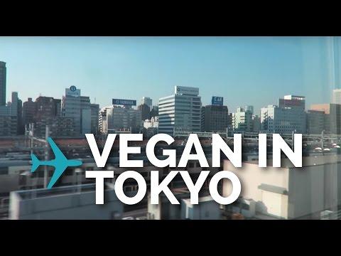 Vegan in Tokyo
