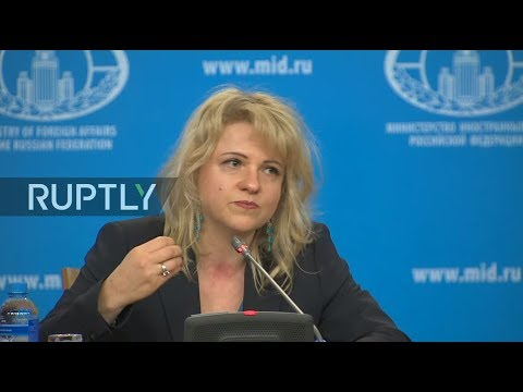 LIVE: G20 sherpa Svetlana Lukash talks to the press in Moscow