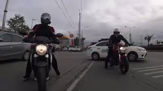 Loco Moto joins a big bike ride from Cavite to Batangas to see the popular Kaybiang Tunnel.