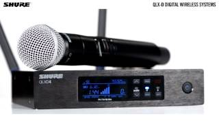 Shure QLX-D Digital Wireless System: Sound Quality