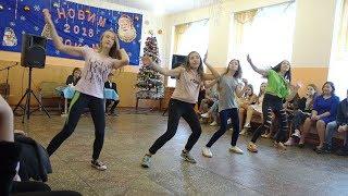 VLOG: ШКОЛА Лера танцует Дисконнект НА УРОКЕ конфеты