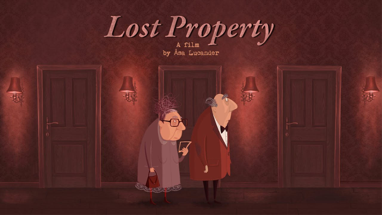 Image result for Lost Property by Asa Lucander