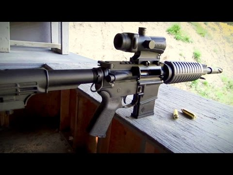 AR-15 .50 Beowulf Review