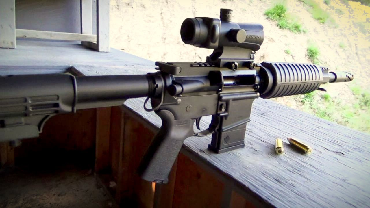Ar 15 50 beowulf review youtube for Mobilia 50 ar
