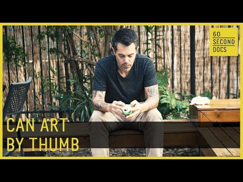 How Two Thumbs Can Make Art // 60 Second Docs