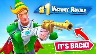 It's FINALLY Back In Fortnite! (Kinda)