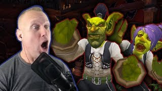 INVISIBLE WALL - WoW Horde City Raids Highlights - Legion 7.3