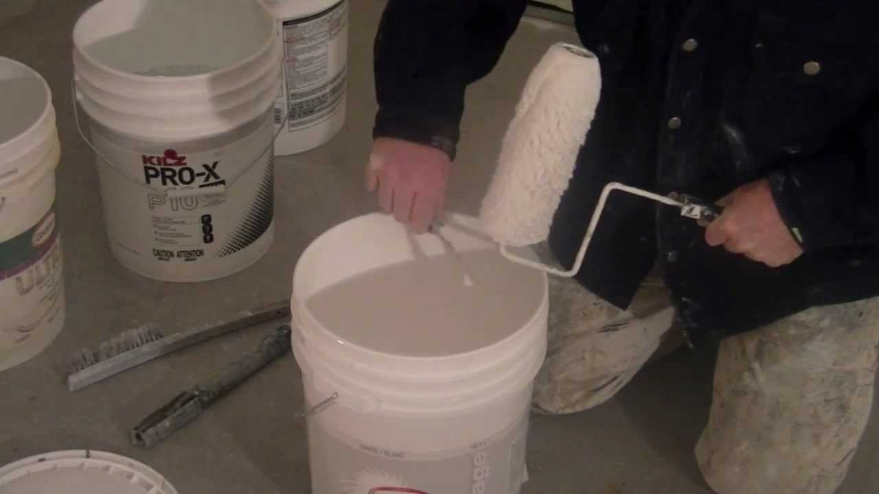 How To Clean Paint Brushes Amp Roller Sleeves Without