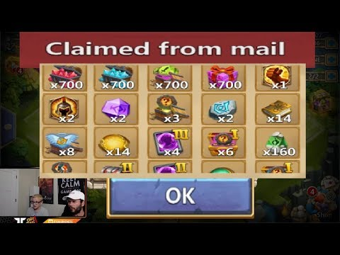 JT And Bobby Opening TONS Of Rewards From Bazaar Castle Clash