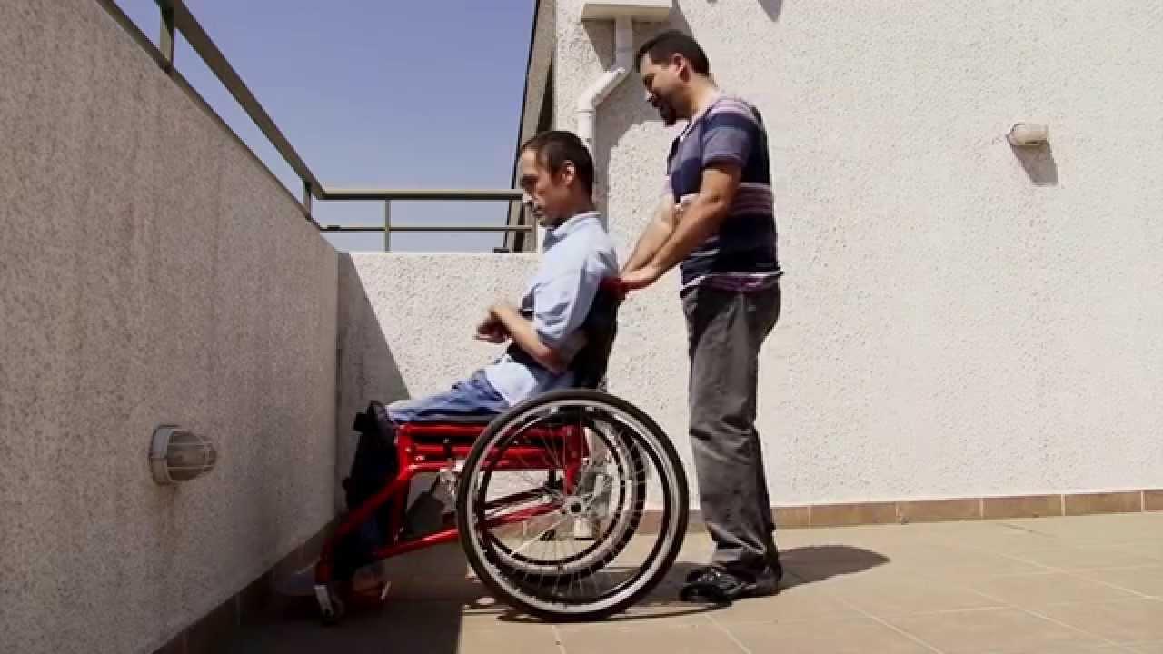 silla de ruedas get up kiron
