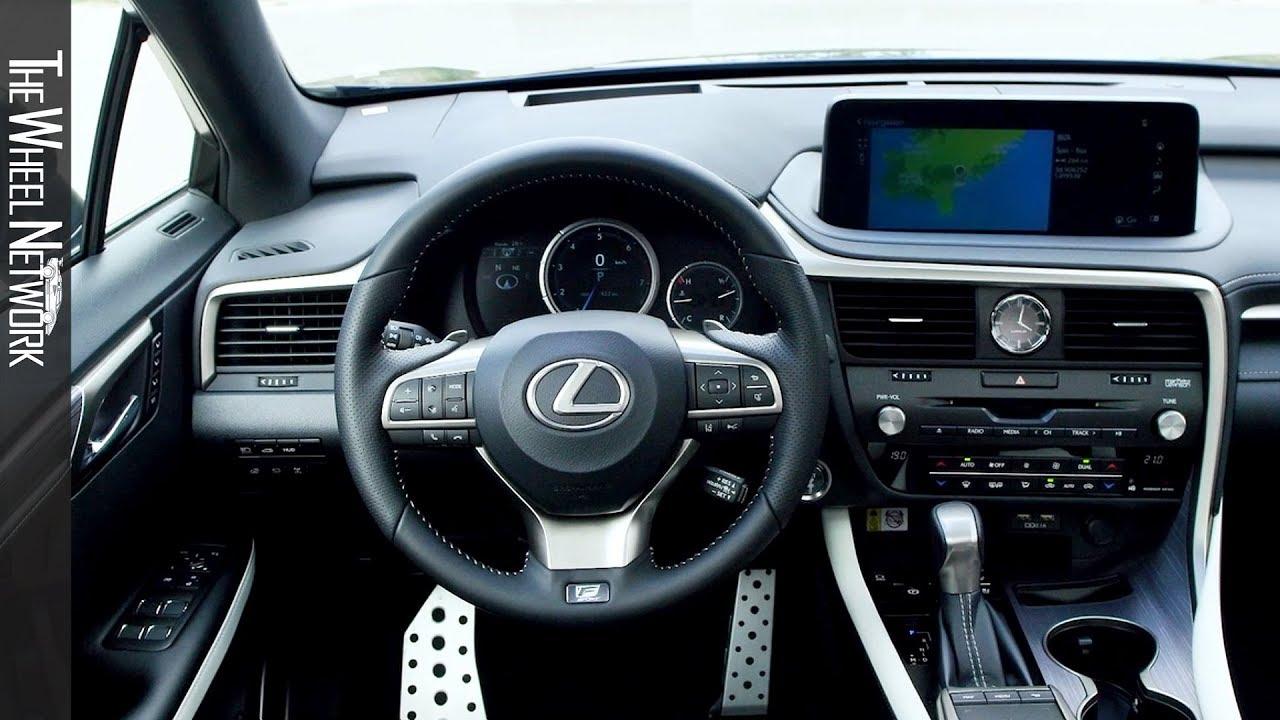 2020 Lexus Rx 300 F Sport Interior Eu Youtube