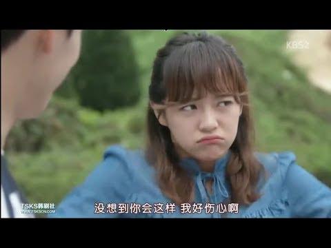 GUGUDAN Sejeong Aegyo 世正撒娇 (School 2017 学校2017 Ep16)