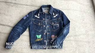 Damn Denim presents: Nudie Jeans Dry Conny Jacket, 8 years old