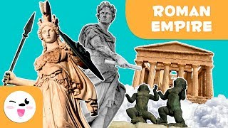 The Roman Empire - 5 Things You Should Know - History for Kids - Rome