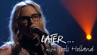 Aimee Mann - Goose Snow Cone - Later… with Jools Holland - BBC Two