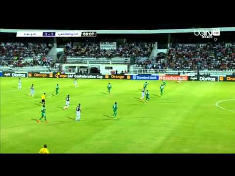 CS Sfaxien 1-1 AC Léopards  Part 2