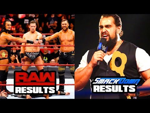 WILL THE SHIELD REUNITE? WWE Raw & Smackdown Review (Going in Raw Pro Wrestling Podcast 292)