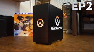 【電Jing到你家EP2】幫實況主組裝一台 Overwatch 主題的電競主機 !!  (Ft. 山羊SEYON )