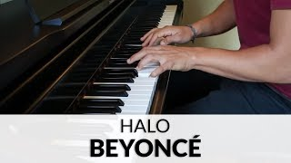 Beyoncé - Halo (HQ Piano Cover)