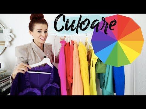 Cum Asortam Culorile? | Roata Culorilor, Combinatii Reusite Si Asocierea Lor In Imbracaminte