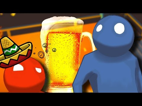 DRUNK BEASTS - Gang Beasts Gameplay