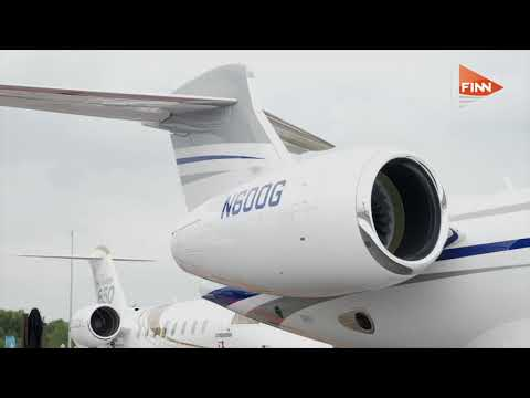 Take a tour of the Gulfstream G500