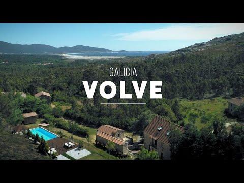Benedicta Sánchez protagoniza a campaña 'Galicia volve'