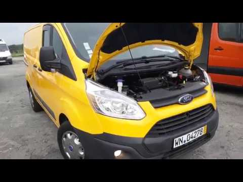 Ford Transit из Германии на авторынке за 11500$