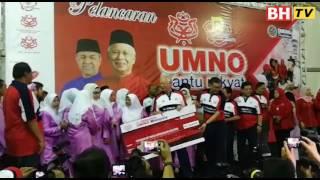 Jentera UMNO perlu dekati rakyat hadapi PRU14 - Najib