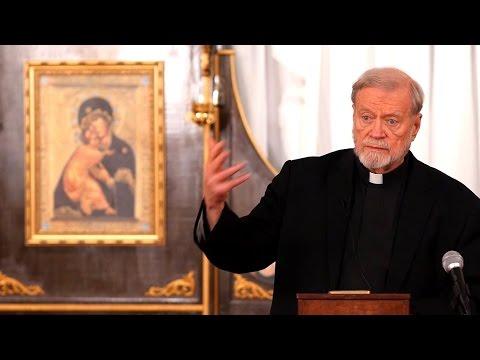 """""""Why the Cross?"""" Fr. Patrick Henry Reardon (English)"""