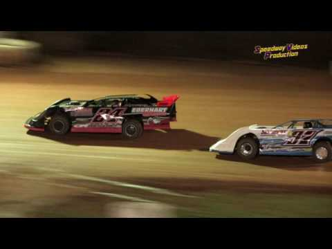 Limited Late Models 411 Motor Speedway 3 21 15