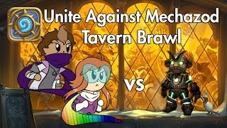 Hearthstone: Tavern Brawl - Unite Against Mechazod Brawl with Zoey!