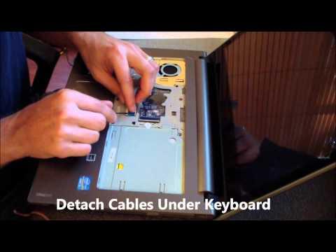 Lenovo P400 AC DC Power Jack Repair